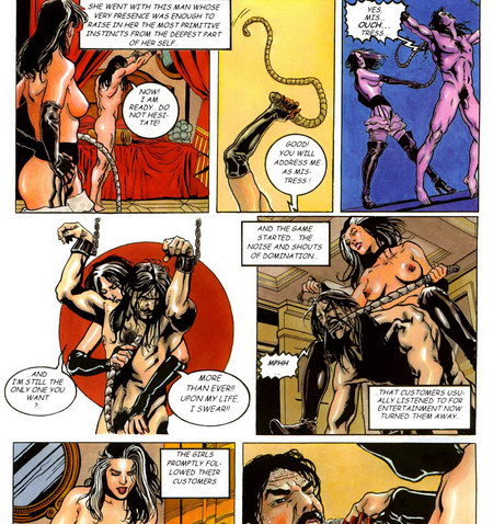 download Vampires And Virgins comics